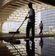 hiring janitorial service